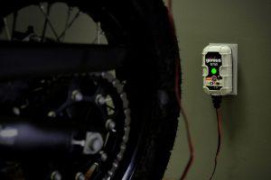 cargadores de baterías de moto