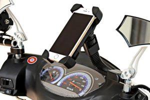 Los mejores soportes de móvil para motos de 2020